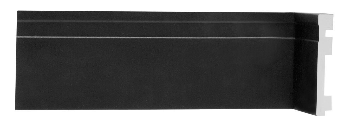 Chicago - Rodapé em PVC 10 cm