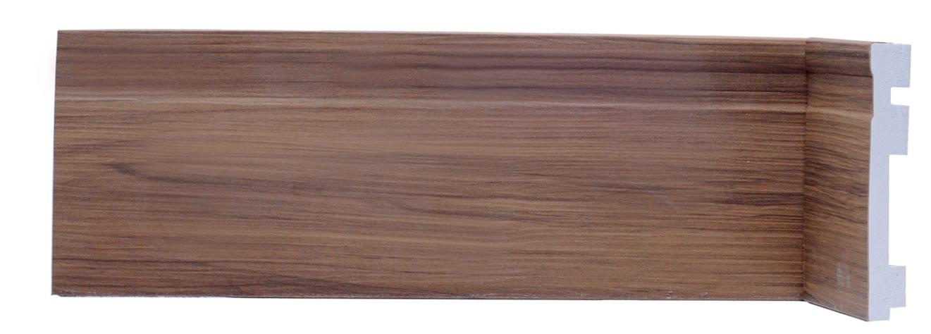 Gris Montano - Rodapé em PVC 10 cm