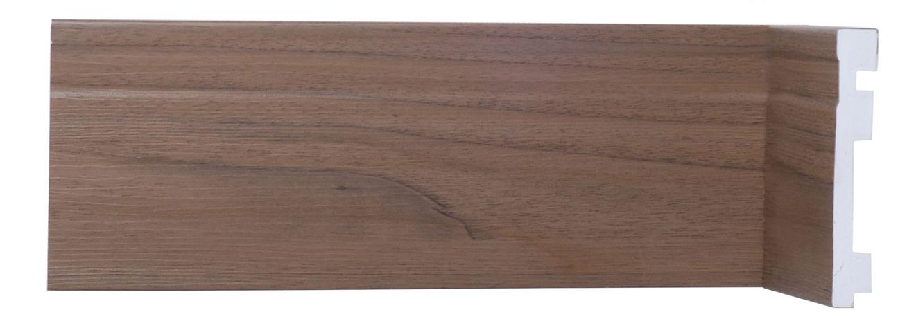 Noce Malaga - Rodapé em PVC 10 cm
